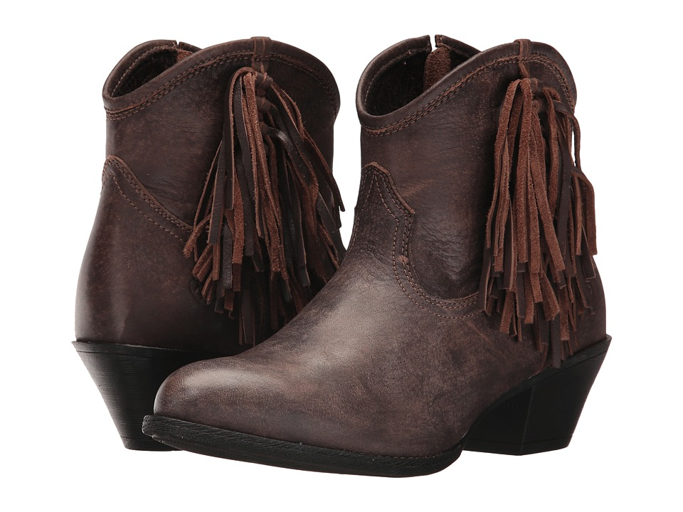 Ariat Duchess (Tack Room Chocolate) Cowboy Boots