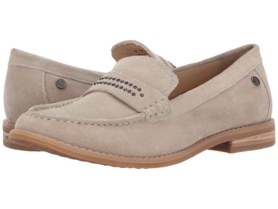 Hush Puppies Aubree Chardon (Taupe Suede) Women