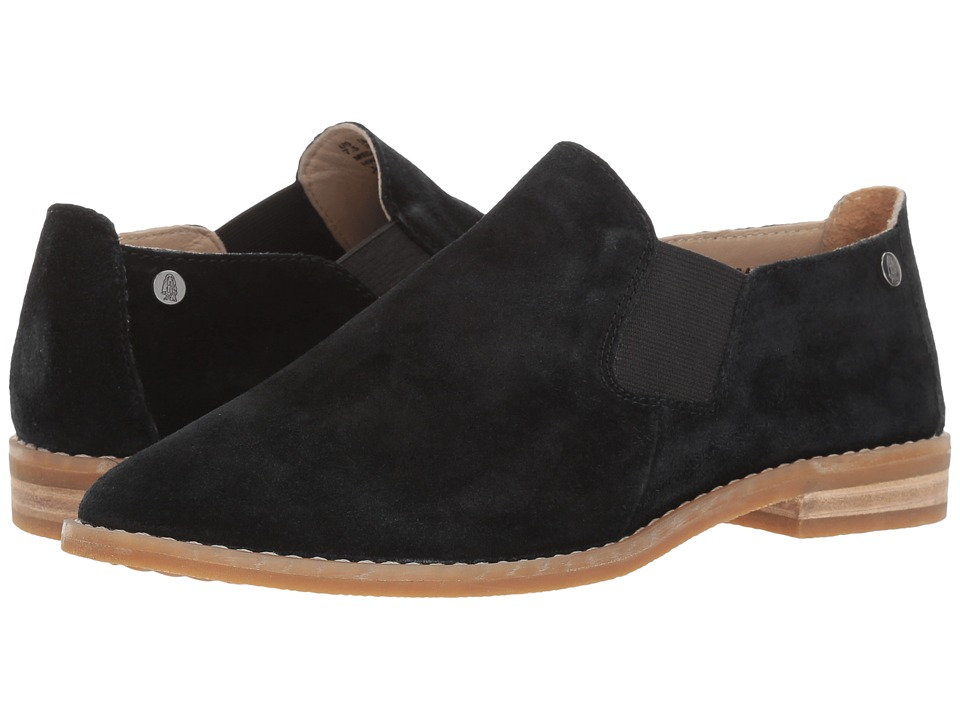 Hush Puppies Analise Clever (Black Suede) Women