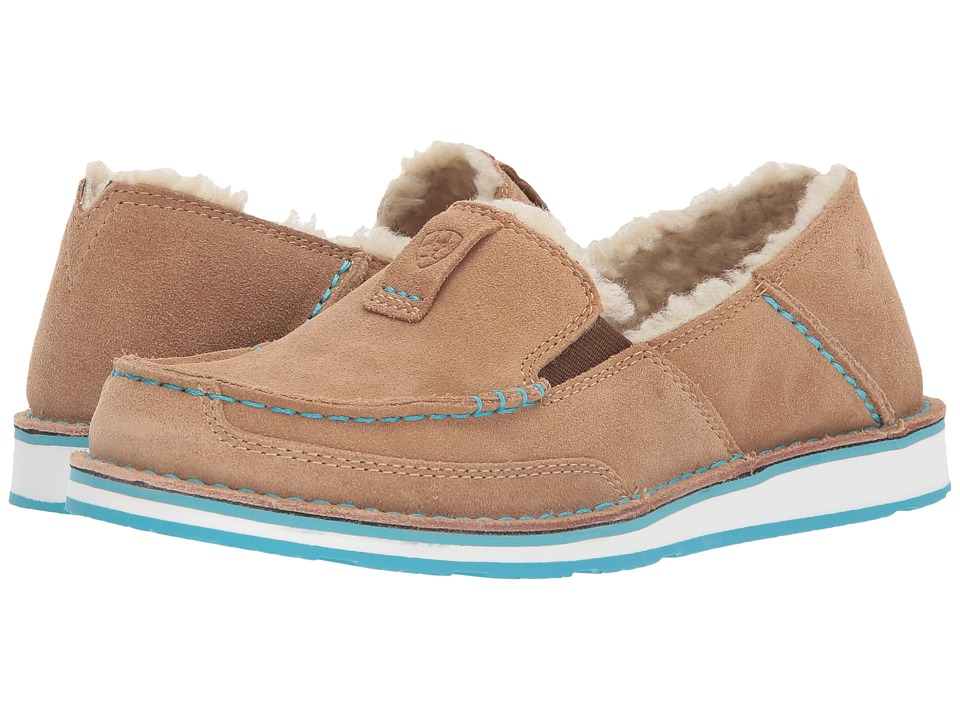 Ariat Cruiser Fleece (Dirty Taupe Suede) Women