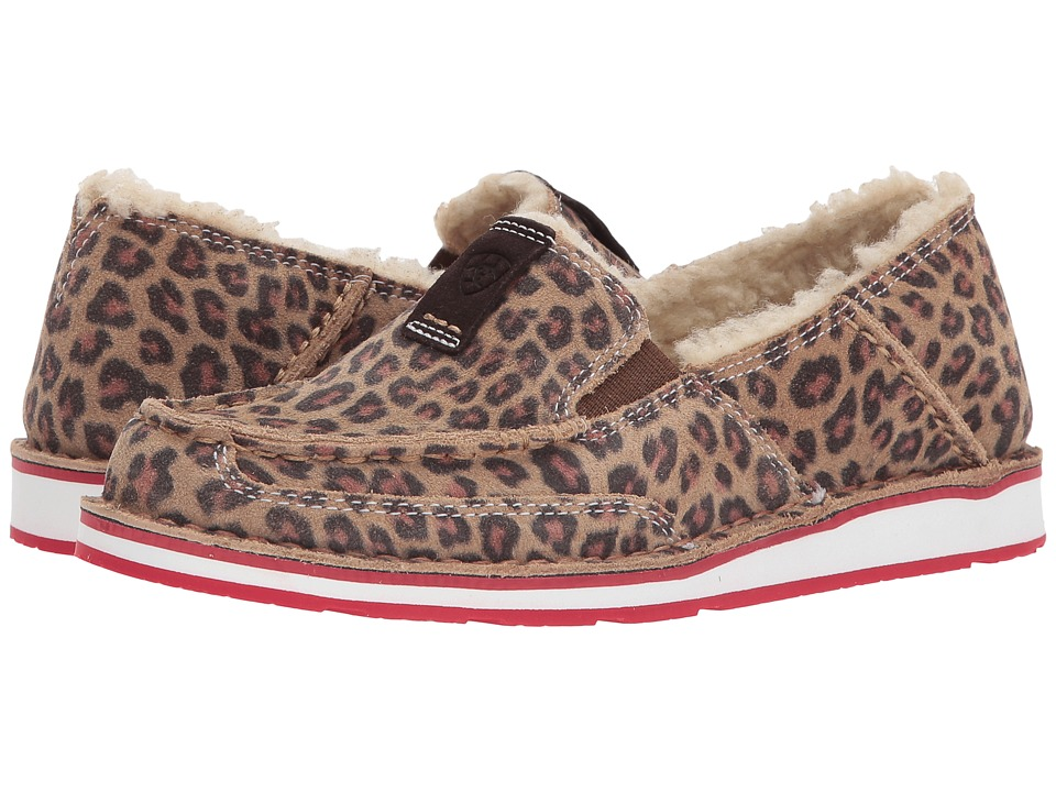 Ariat Cruiser Fleece (Fleece Cheetah) Women