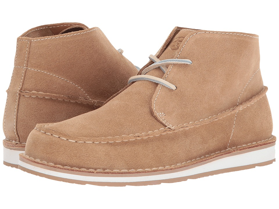 Ariat Cruiser Lace (Dirty Taupe Suede) Women
