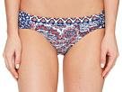 Hailey Paisley Side Sash Hipster Bottom
