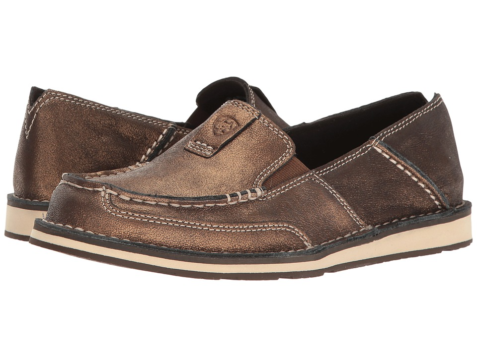 Ariat Cruiser (Metallic Bronze) Slip-On Shoes