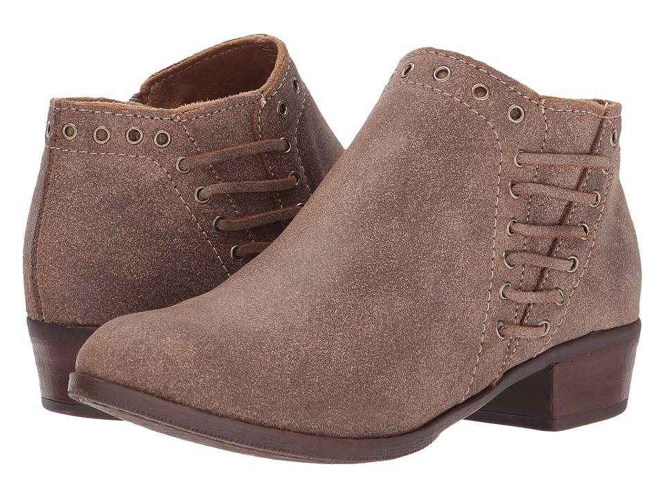 Minnetonka Brenna Boot (Vintage Brown) Women