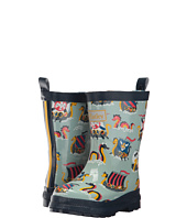 Hatley Kids - Vikings Rain Boots (Toddler/Little Kid)