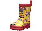 Hatley Kids - Fire Trucks Rain Boots (Toddler/Little Kid)