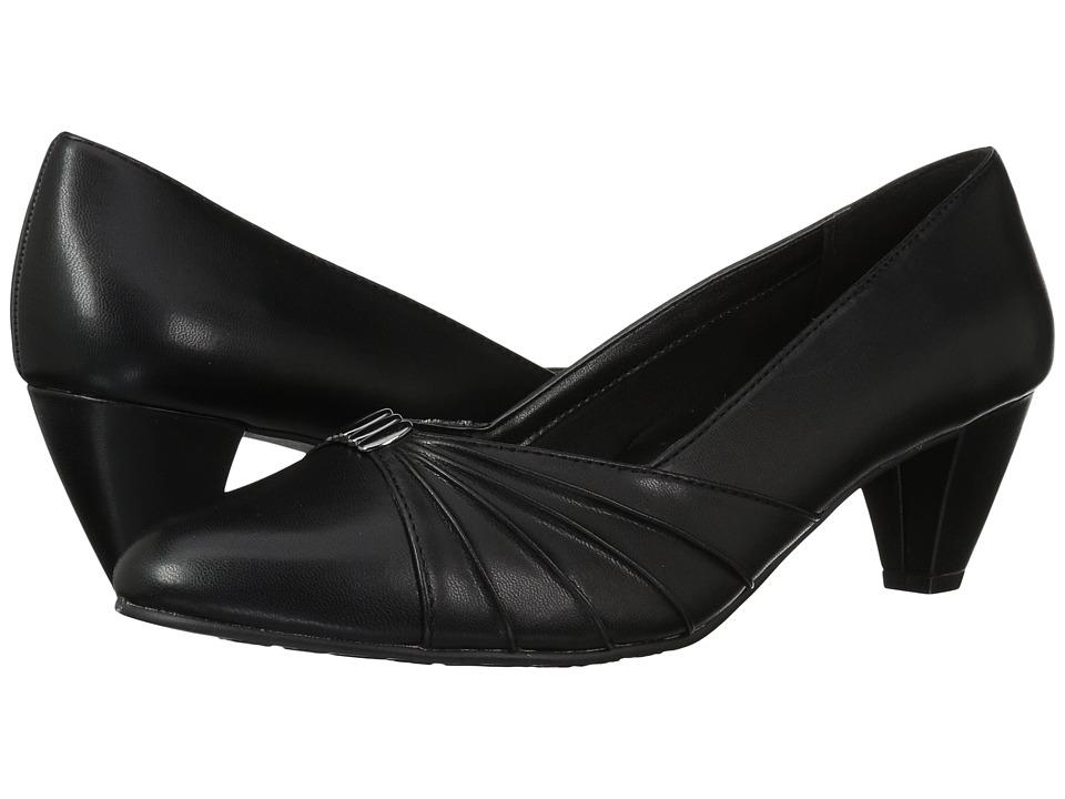 Soft Style Dee (Black) High Heels