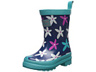 Hatley Kids Graphic Flowers Rain Boots (Toddler/Little Kid)