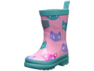 Hatley Kids Silly Kitties Rain Boots (Toddler/Little Kid)