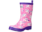 Hatley Kids Rainbow Unicorns Rain Boots (Toddler/Little Kid)
