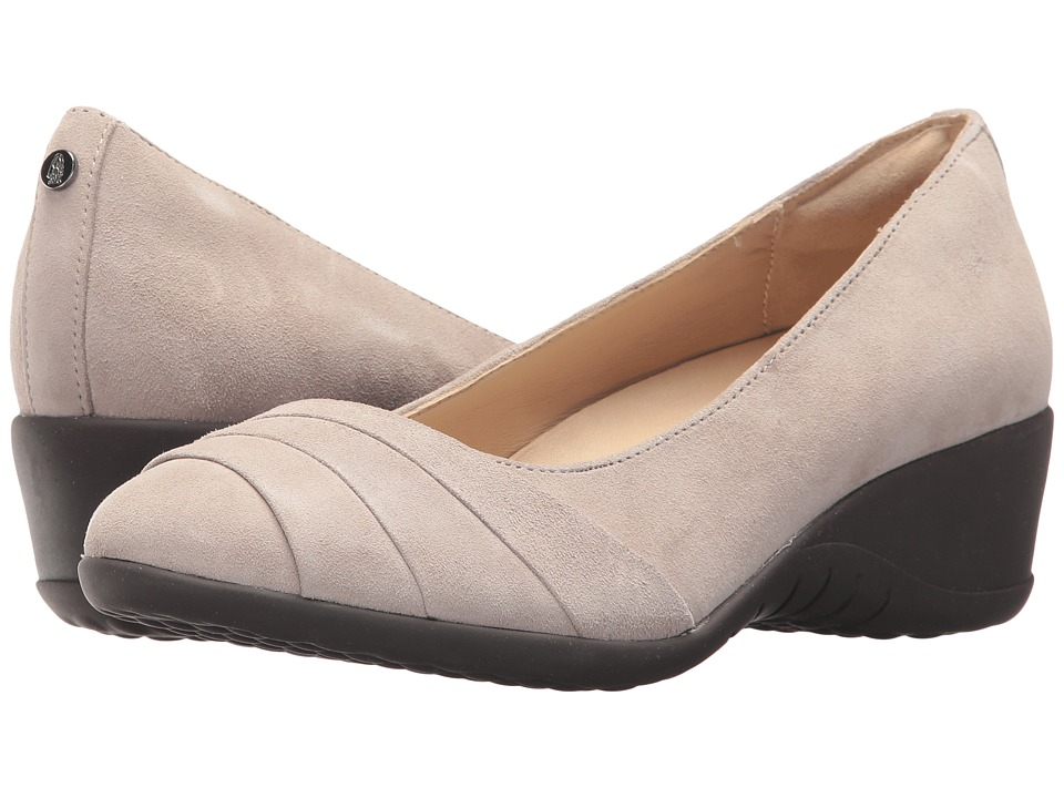 Hush Puppies Jalaina Odell (Taupe Suede) Women