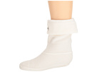 Hatley Kids Cream Boot Liner (Toddler/Little Kid)