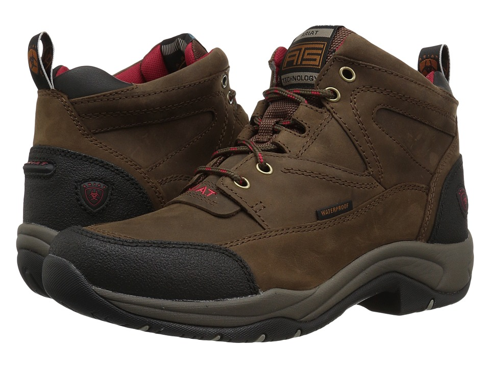 Ariat Terrain H2O (Distressed Brown)