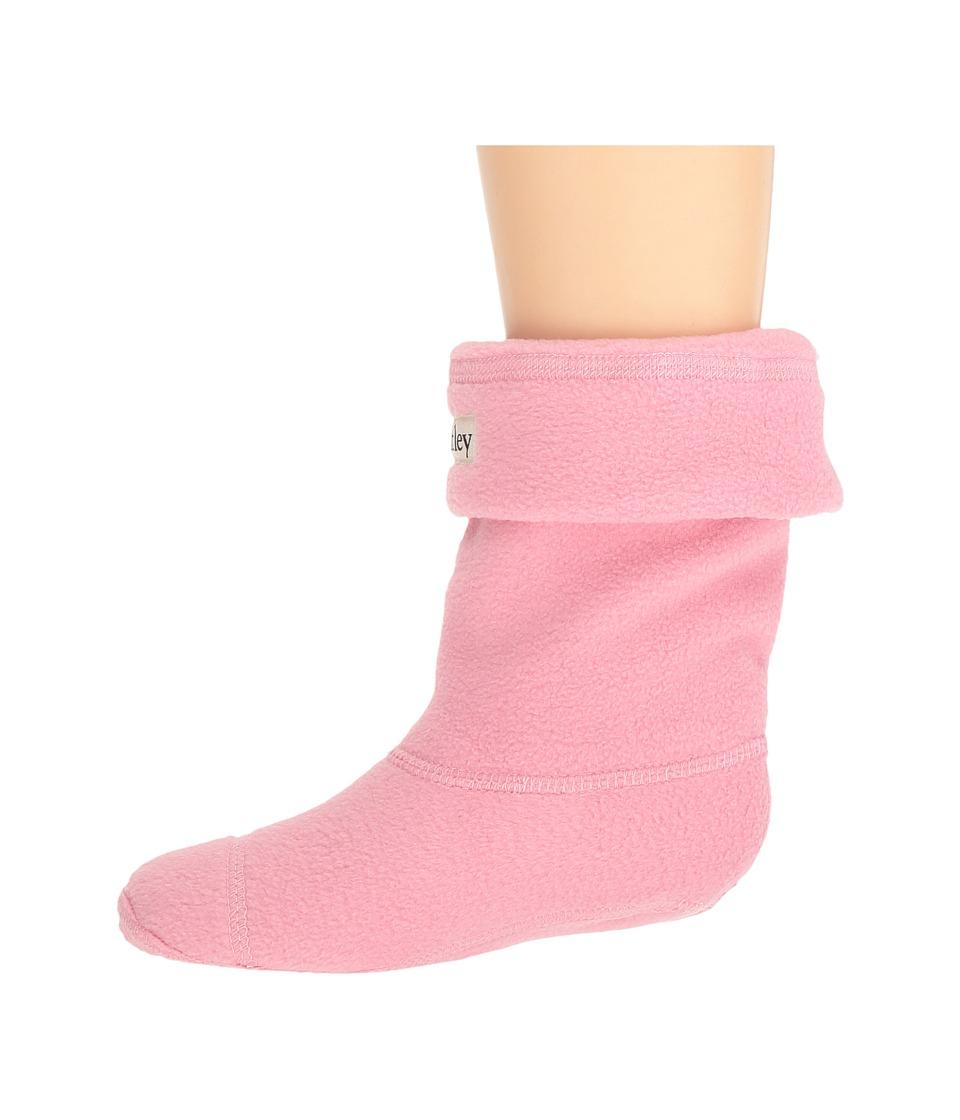 Hatley Kids Pink Boot Liner (Toddler/Little Kid) (Pink) Girls Shoes