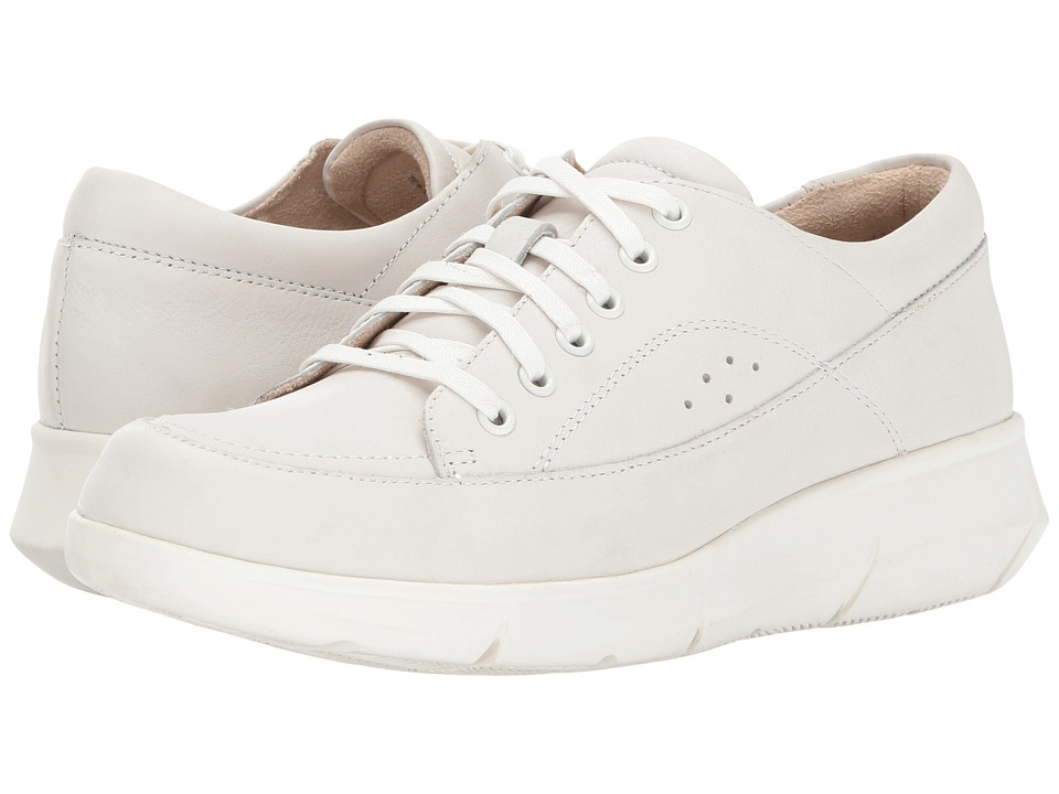Hush Puppies Dasher Mardie (Ivory Leather)