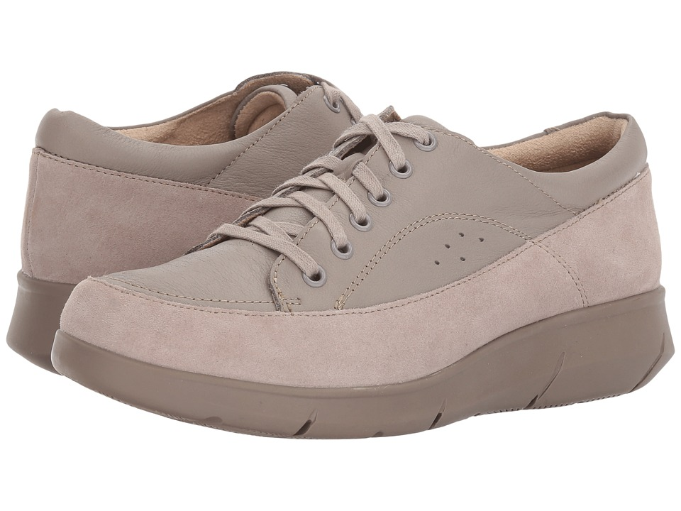 Hush Puppies Dasher Mardie (Taupe Leather) Women