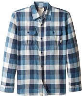 Vans Kids - Alameda Flannel Shirt (Big Kids)