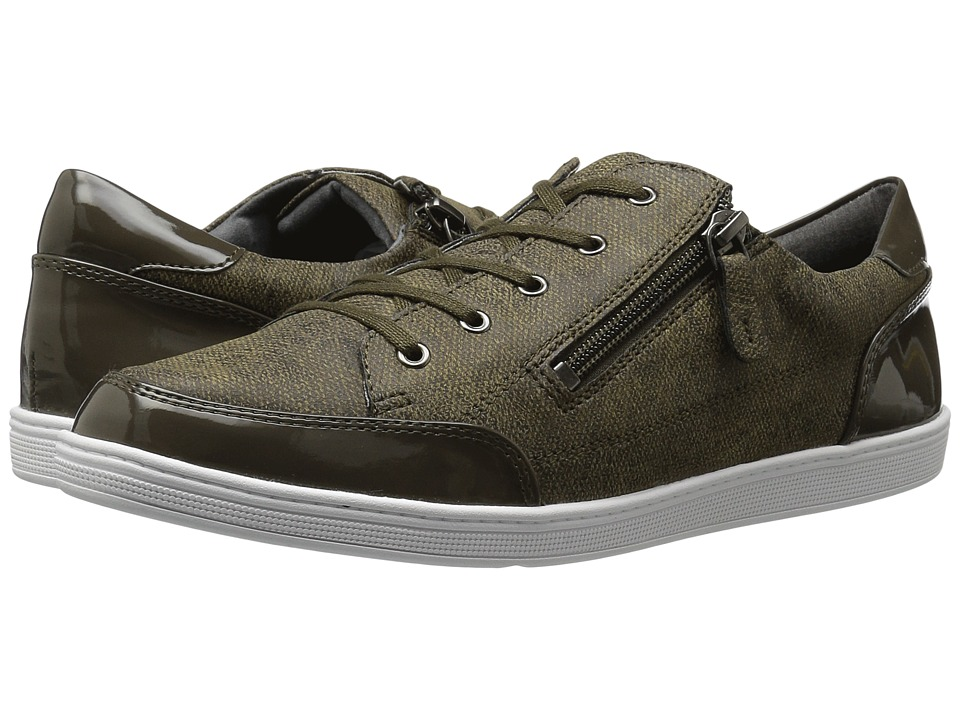 Soft Style Fairfax (Olive Night Faux Tweed) Women