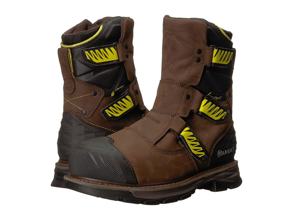 Ariat - Catalyst VX Work 8 Met Guard H2O Steel Toe