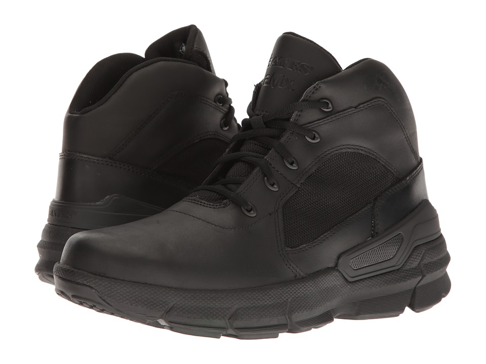 Bates Footwear Charge-6 (Black) Men