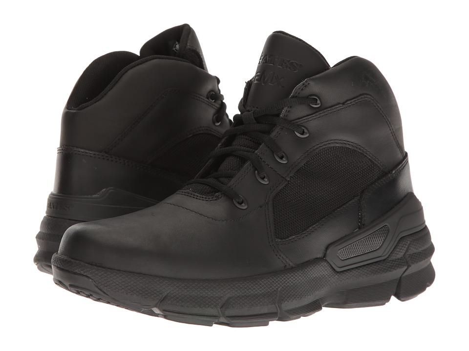 Bates Footwear Charge-6 (Black) Men