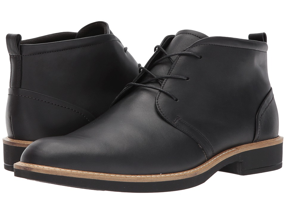 ECCO Biarritz Modern Boot (Black) Men