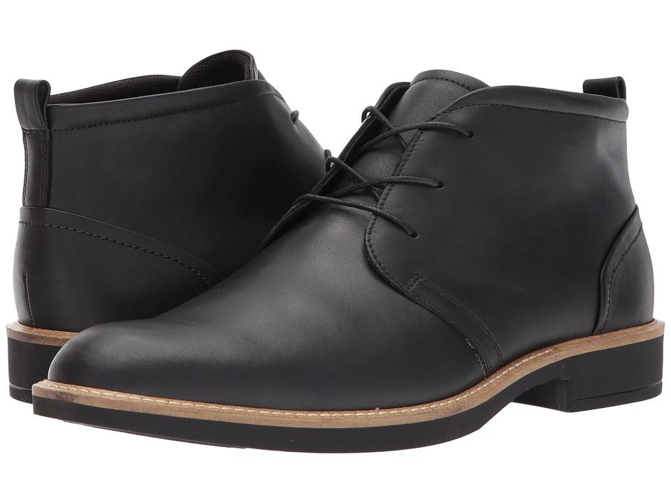 ECCO Biarritz Modern Boot (Black) Men