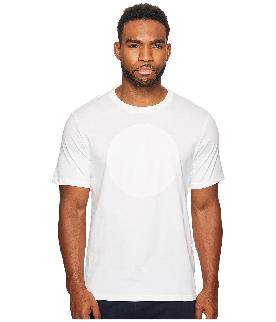 Converse TOP-O Chuck Patch Short Sleeve Tee (White) Men