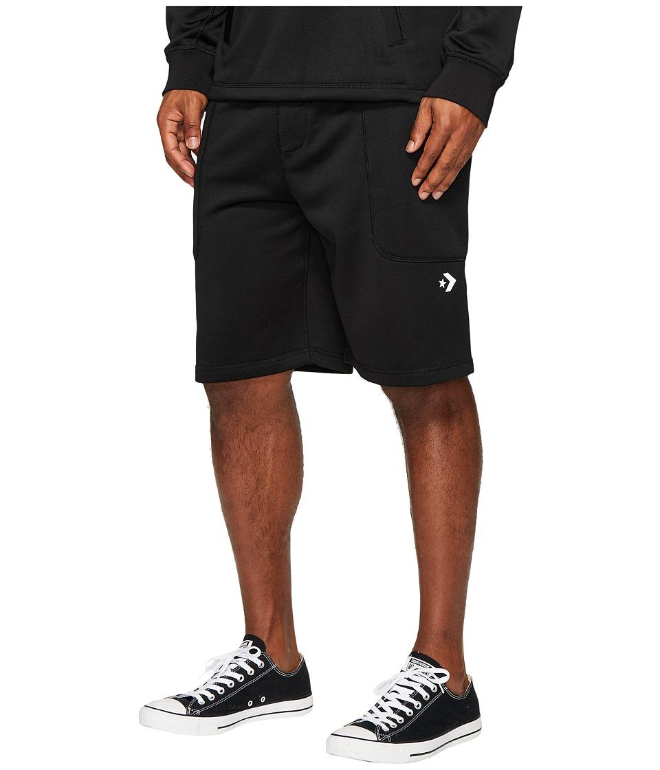 Converse Hybrid Shorts (Black) Men