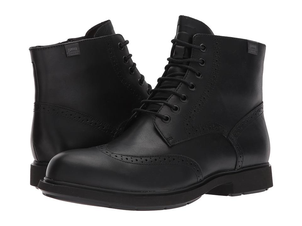 Camper - Neuman - K300191 (Black) Men's Shoes