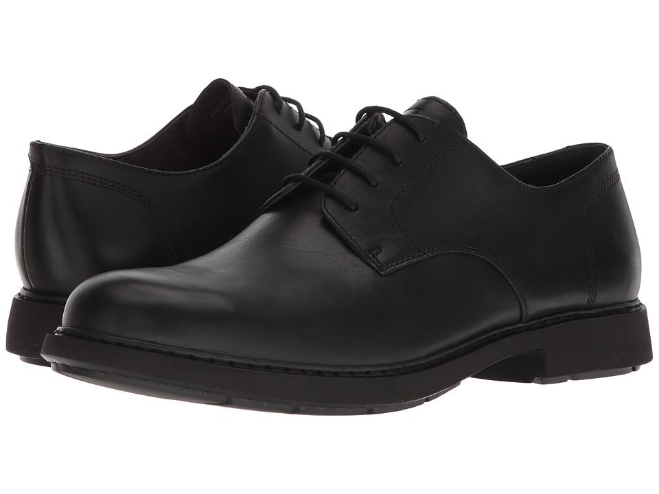 Camper - Neuman - K100152 (Black 1) Mens Dress Flat Shoes