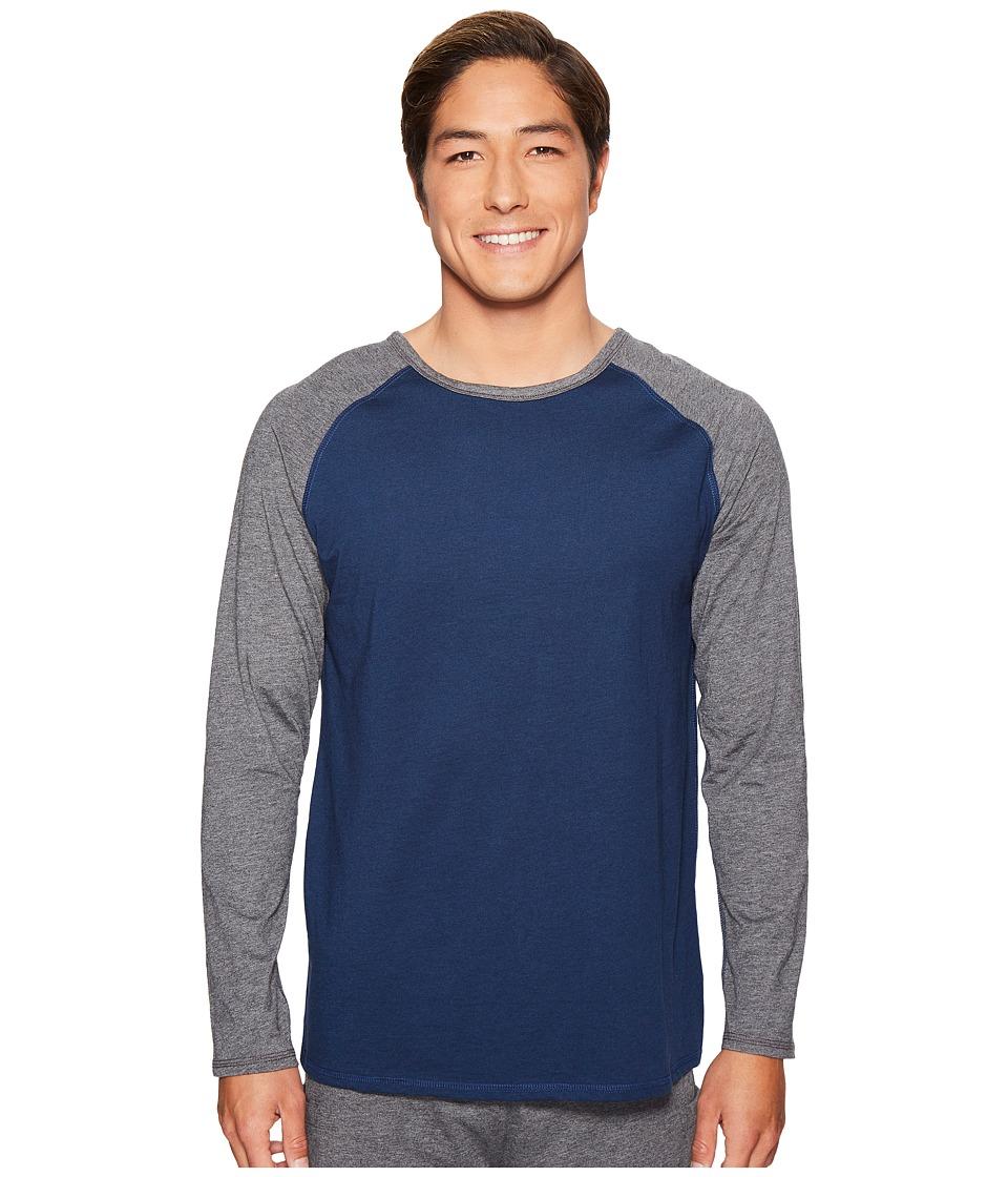 4Ward Clothing - Long Sleeve Raglan Shirt