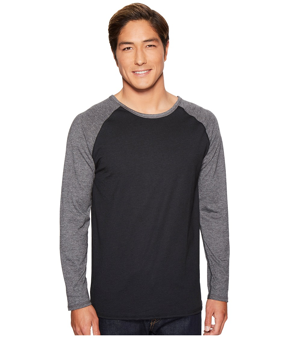 4Ward Clothing - Long Sleeve Raglan Shirt - Reversible Front/Back