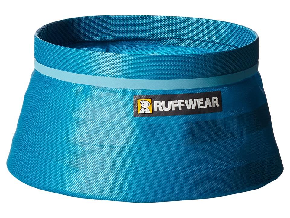 Ruffwear Bivy Bowl (Blue Spring) Dog Accessories