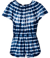 Splendid Littles - Tie-Dye Voile Romper (Big Kids)