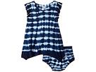 Splendid Littles - Tie-Dye Crinkle Jersey Dress (Infant)