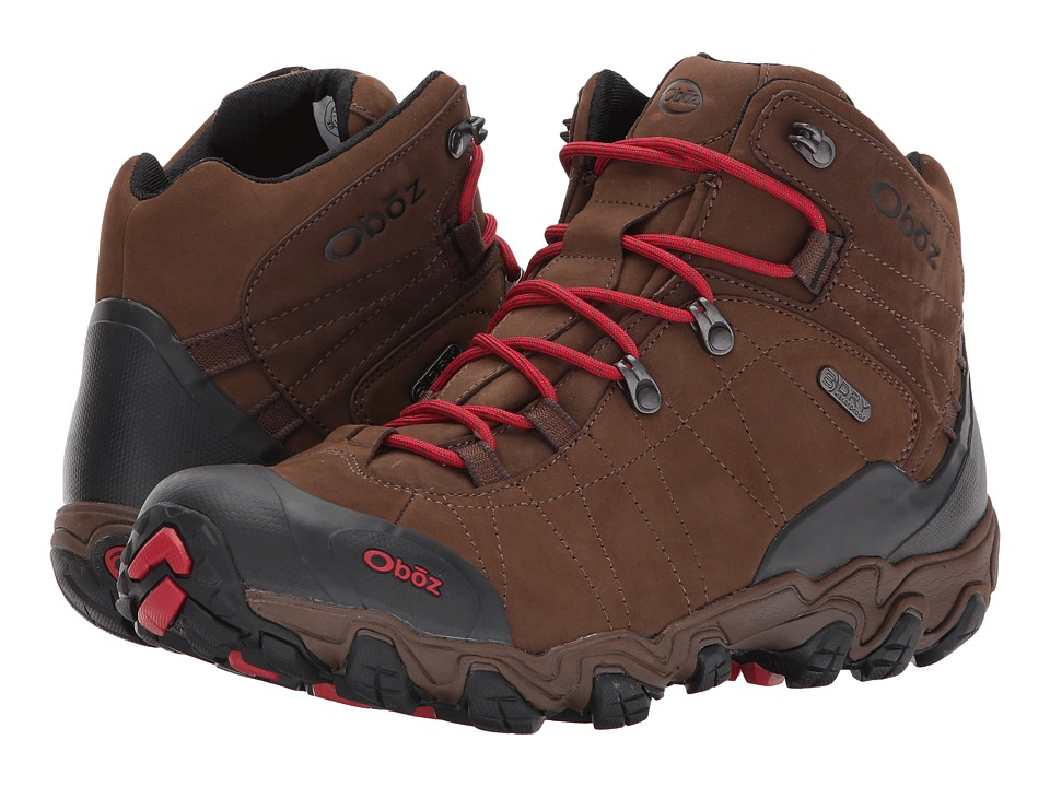 Oboz - Bridger BDRY (Scotch Brown) Mens Hiking Boots