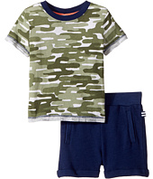 Splendid Littles - Cactus Camo Tee Set (Infant)