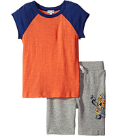 Splendid Littles - Screened Short Set (Little Kids/Big Kids)