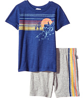 Splendid Littles - Screen Tee Short Set (Toddler)