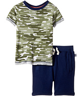 Splendid Littles - Cactus Camo Tee Set (Toddler)