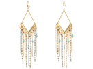 GUESS - Fringe Linear Hanger Earrings