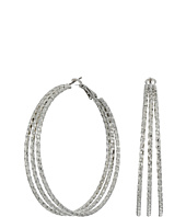 GUESS - Multi Wire Large Hoop Earrings