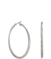GUESS - Twist Hoop Earrings