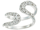 GUESS - Pave Loop Wrap Ring