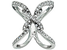 GUESS - Pave Open Crisscross Ring