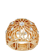 GUESS - Filigree Flower Dome Ring