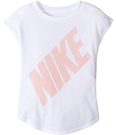 Nike Kids - Splice Modern Short Sleeve Tee (Little Kids)