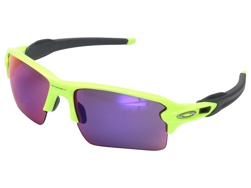 Oakley Flak 2.0 XL (Retina Burn w/ Prizm Road) Fashion Sunglasses